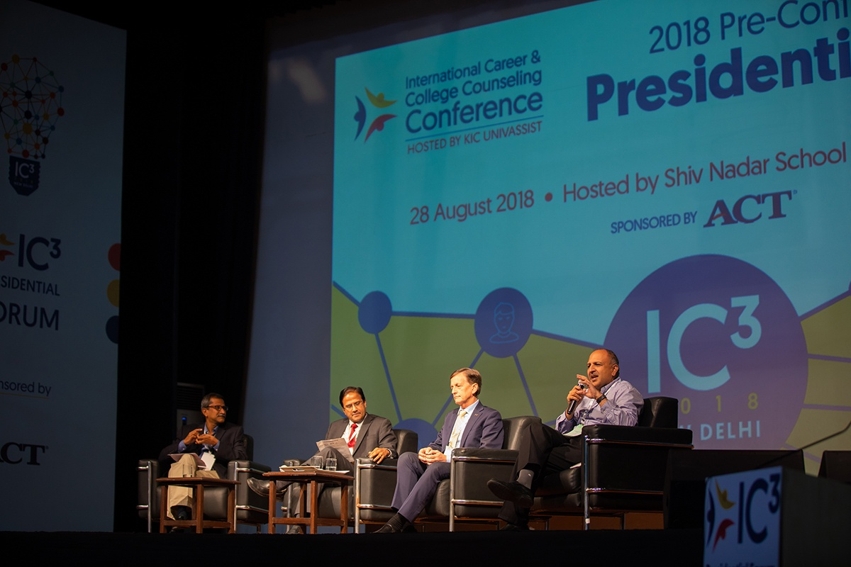2018 IC3 Presidential Forum
