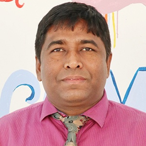 Mr. Niranjon Chandra Paul