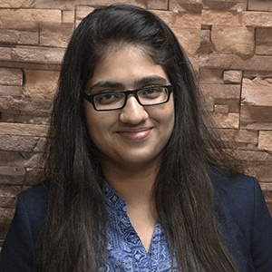 Ms. Priyanka Reddy
