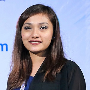 Ms. Zareen Sabrina Chowdhury