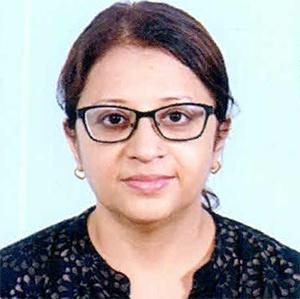 Ms. Anuradha Sen