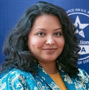 Ms. Ishrat Jahan