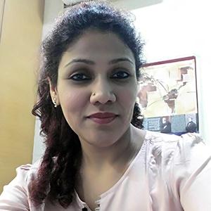 Dr. Anudnya Kalgutkar Irani