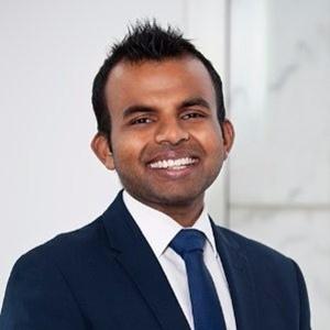 Mr. Arjuna Segarajasekeran