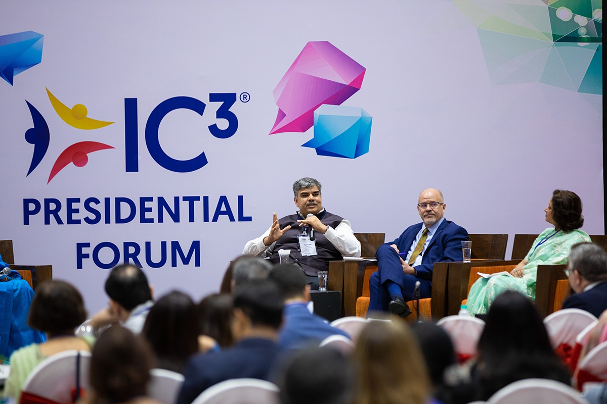 IC3 Presidential Forum