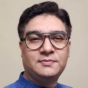 Dr Anil choubey